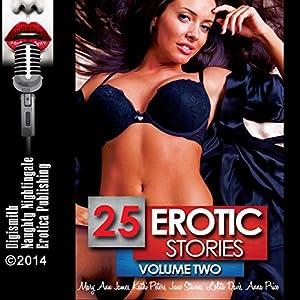 25 Erotic Stories: Volume Two Audiobook