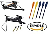 Crossbow Pistol Bolts Bows Arrows Best Jr Kids Crossbow Hunting Self...