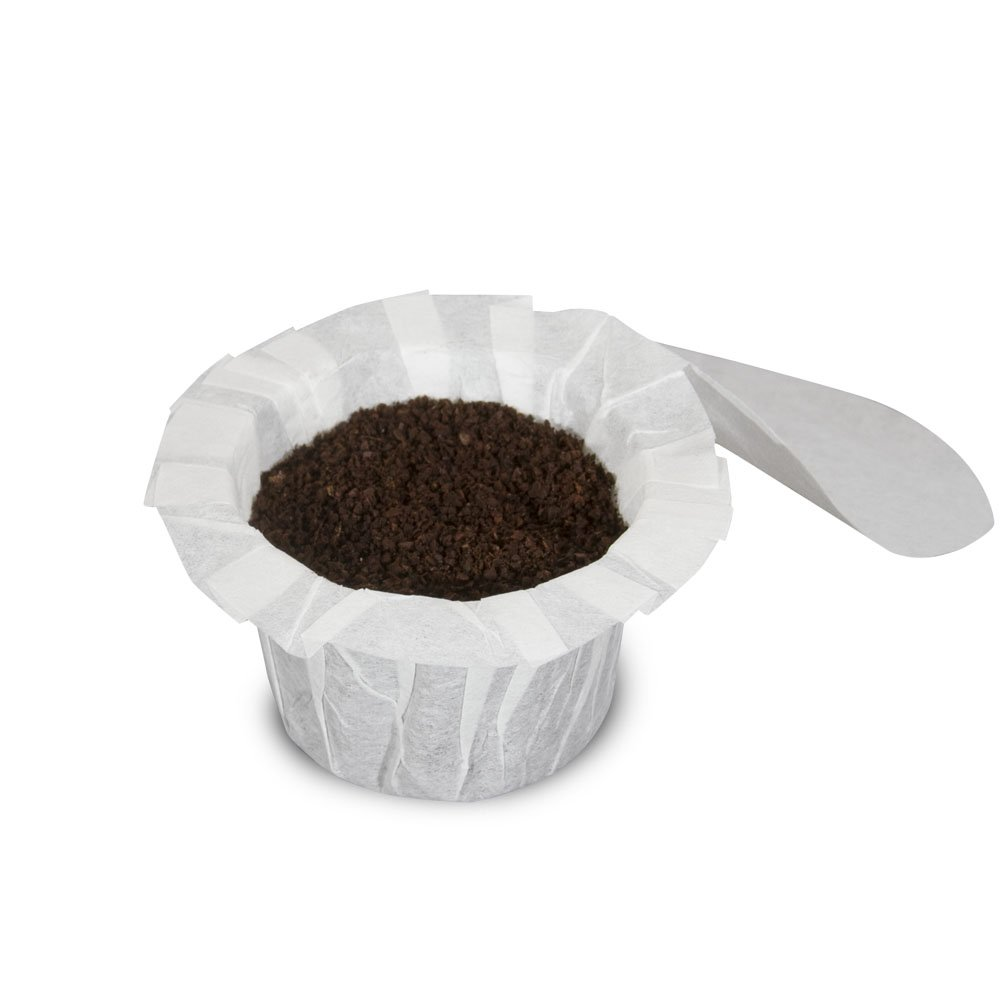 EZ-Cup Filters by Perfect Pod - 4 Pack (200 Filters) by Perfect Pod (Image #2)