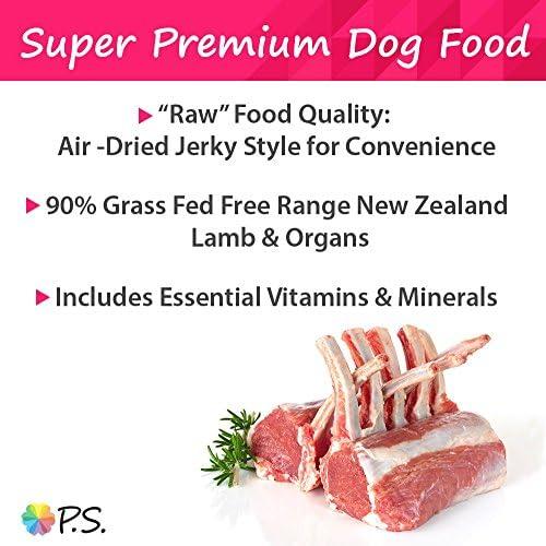 PS para perros 100% hipoalergénico comida para perro–No más lamerse y rascarse la piel–resuelve las alergias naturalmente–No más tragos perjudiciales, pastillas y caros alimentos recetados 6