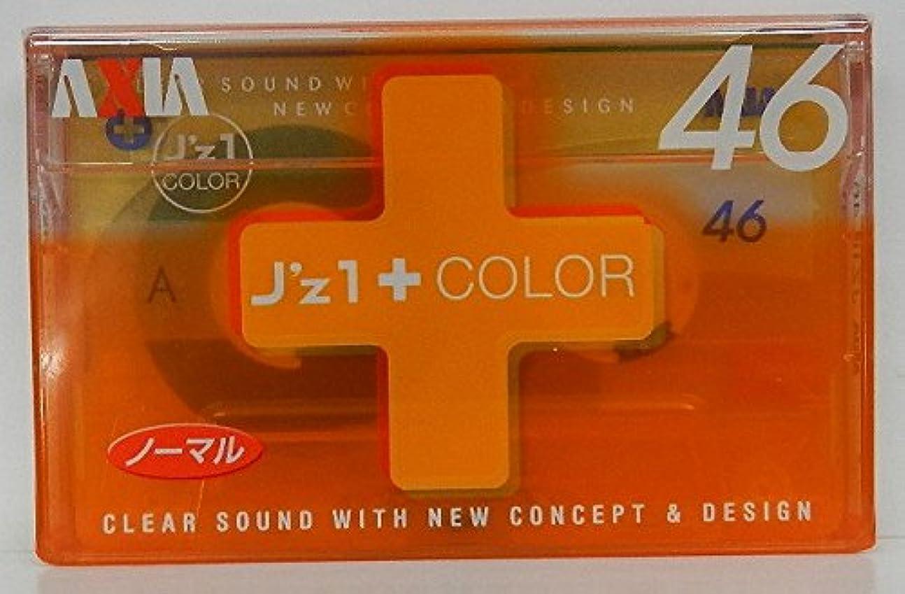 リボン懐ロックTDK カセットテープ DJ2 54分 DISK JACK ハイポジ パワフルに録るサウンド?デザイン DJ2-54S