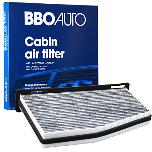 emium Cabin Air Filter with Active Carbon Media – Fits Audi A3, TT | Volkswagen (CUK2939 and CF10373 REPLACEMENT) ()