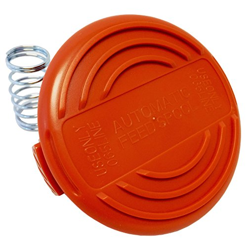 4YourHome Spool Cap & Spring to Fit Black & Decker Weed Eater Trimmer Dual Line
