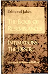 The Book of Resemblances [Vol. 2]: Intimations    The Desert Hardcover