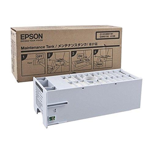 Epson C12C890191 Stylus Pro Ink Maintenance Tank (Waste Pad Tray)