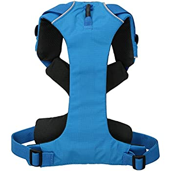 Ruffwear - Front Range No-Pull Dog Harness with Front Clip, Blue Dusk (2017), Medium