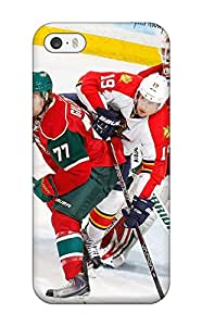 Jill Pelletier Allen's Shop Hot minnesota wild hockey nhl (91) NHL Sports & Colleges fashionable iPhone 5/5s cases