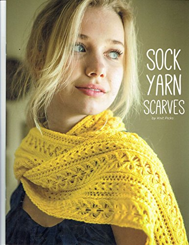 Sock Yarn Scarves Collection
