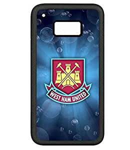 Htc One M9 Football Logo Phone Case West Ham United F.C. Sports Football Image Inspired Design Durable High Quality Hard Shell Skin For Friends