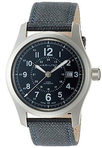HAMILTON watch khaki field auto 42mm mechanical self-winding H70605943 Men's Watches