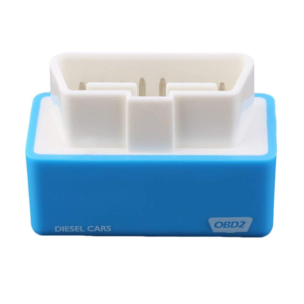 houzhi - Chip de Chip OBD2 para Coche, Caja de Tuning Plug & Drive OBD2, Ahorro de Combustible hou zhi liang