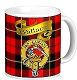 Scottish Clan Wallace on 11 Oz%2E Cerami