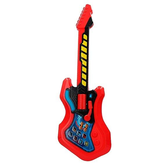 winfun Guitarra Eléctrica Cool Kidz Colorbaby 44747: Amazon.es: Juguetes y juegos