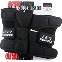187 Killer Pads Wrist Guards - Medium by 187 Killer Pads
