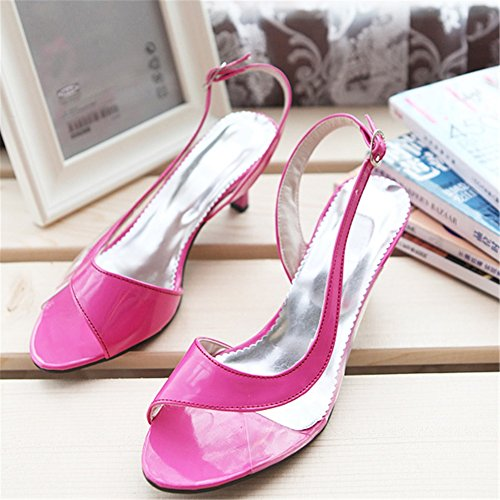 Black Yellow Transparent Comfort White Heels Red Summer Dress Blue Women's Shoes Club D Rubber Casual Sandals xvwA7HqUf