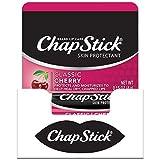 ChapStick Classic Cherry Lip Balm Tubes for Lip