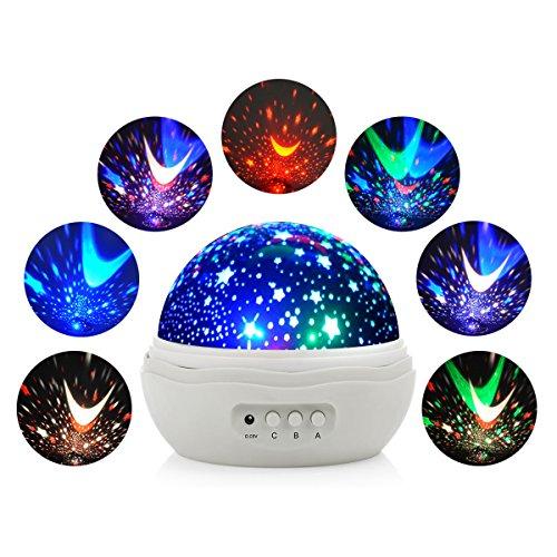 Constellation Night Light Projector, Planetarium Cosmos S...