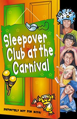 The Sleepover Club At The Carnival Sleepover Club Book 41 By Sue