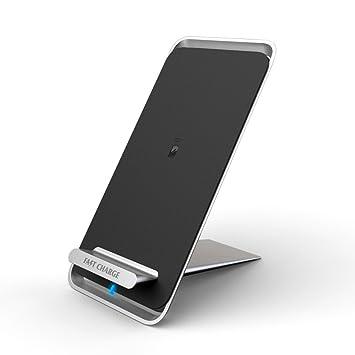 Zyx Nuevo Cargador Inalámbrico para Samsung Galaxy S9 S8 ...