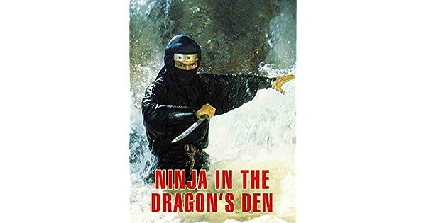 Amazon.com: Ninja in the Dragons Den: Hiroyuki Sanada ...
