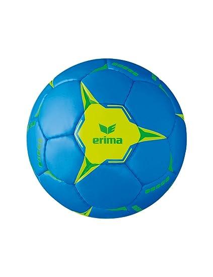 erima G13 2.0 - Balón de Balonmano, Color Azul/Verde Lima, tamaño ...