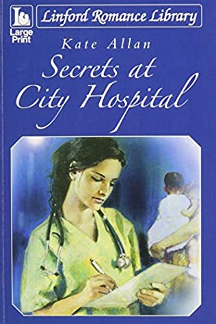 book cover of Secrets At City Hospital