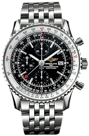 Amazon Com Breitling Men S A2432212 B726 Navitimer World Analog