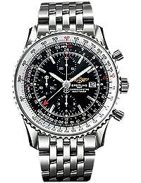 Men's A2432212/B726 Navitimer World Analog Selfwinding mechanical Watch