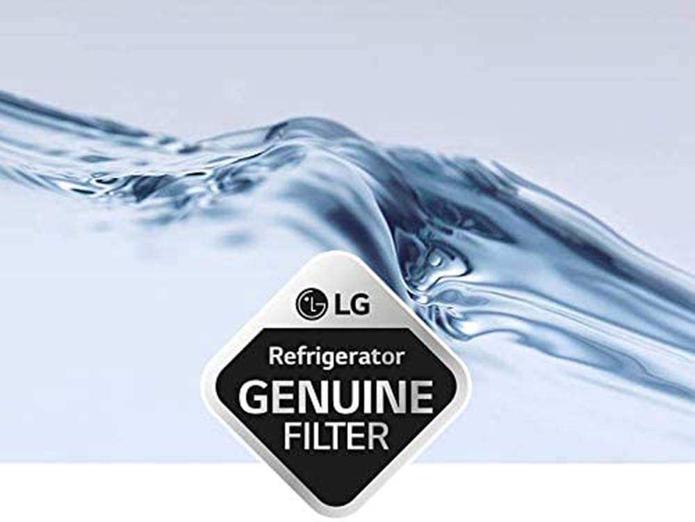 LG LT1000P - 6 Month / 200 Gallon Capacity Replacement Refrigerator Water Filter (NSF42, NSF53, and NSF401) ADQ74793501, ADQ75795105, or AGF80300704