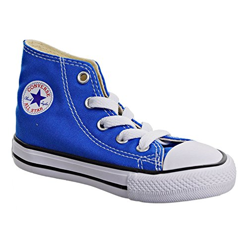 Converse Boys Infant Chuck Taylor All Star Seasonal Hi Top Fashion Sneaker Shoe, Soar, (Costume Converse)