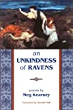 img - for An Unkindness of Ravens (New Poets of America) by Meg Kearney (2001-10-01) book / textbook / text book