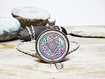 Amazon arch angels necklace seven arch angels pendant arch angels necklace seven arch angels pendant protection amulet archangel michael necklace angel jewelry gabriel necklace aloadofball Choice Image