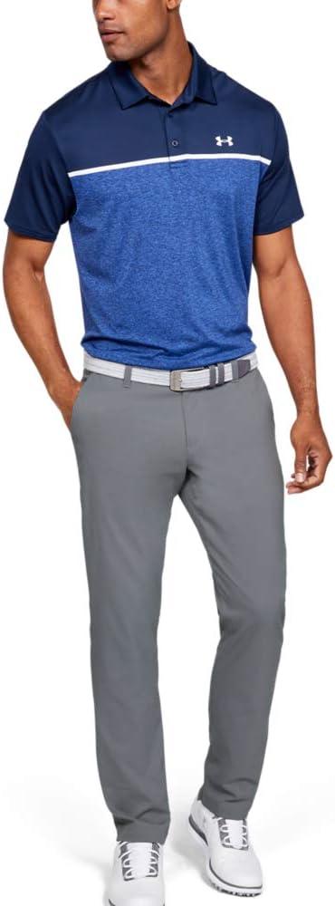 Under Armour UA Showdown Taper Pant Pantalón de Golf, Hombre, Gris ...