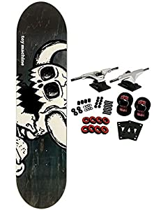 Toy Machine Pro Skateboard Complete VICE DEAD MONSTER (assorted veneers) 8.25""