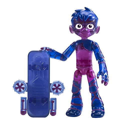 Ben 10 Glitch Basic Figure, (Cartoon Network Ben 10)