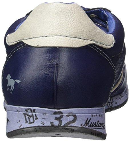 Mustang 1226-304 - Zapatillas Mujer Azul