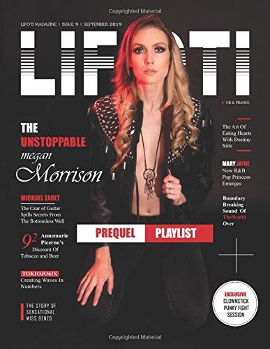 Lifoti Magazine  Megan Morrison Cover Issue 9 September 2019