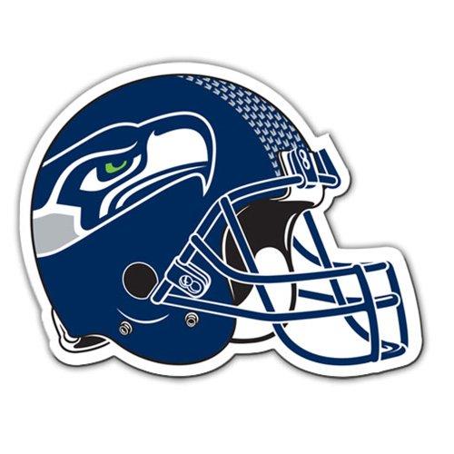NFL Seattle Seahawks Team Magnet, 8