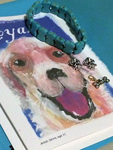 Smiling Wisdom Fashion Turquoise Bracelet product image