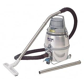 3-1/4 gal. Industrial Series Cleanroom Dry Vacuum, 80 cfm, 1-1/2 HP, 9 Amps, ULPA Filter Type