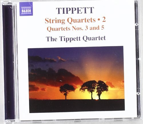 Tippett: String Quartets Vol.2 By n/a (Artist, Conductor),,Michael Tippett (Composer) (2009-09-28)