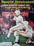 Sports Illustrated - January 3, 1972 - Volume 36, No. 1 Miami Vs. Kansas City, Garo Yepremian Ends the Longest Game