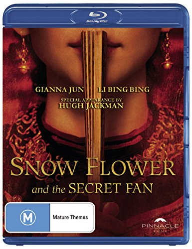 Snow Flower and the Secret Fan | Wayne Wang's | NON-USA Format | Region B Import - Australia
