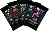 5 (Five) Packs of Magic the Gathering M13 - MTG: 2013 Booster Pack Lot (5 Packs)