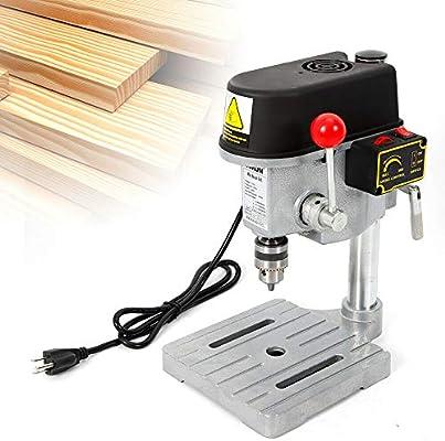 Yiyiby Drill Press – Taladradora de mesa, 1 mm – 10 mm, mini ...