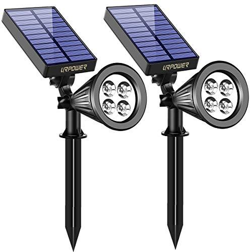 URPOWER Solar Lights 2-in-1