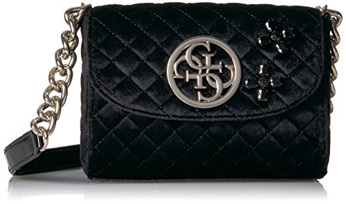 GUESS G-Lux Mini Crossbody Flap