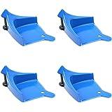 Guias de mangueira de carro DETAIL GUARDZ (pacote com 4), 1001-Blue4, Azul