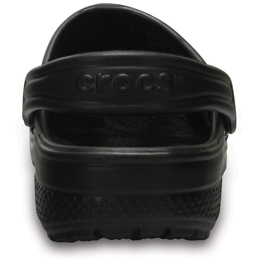 Crocs Kids Classic Clogs, Black 8 by Crocs (Image #4)