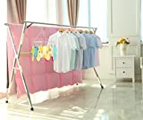 Clothes Drying Rack for Laundry Free Installed